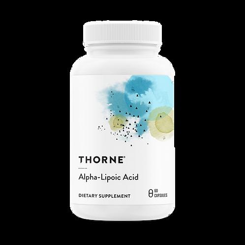 Thorne - Alpha-Lipoic Acid