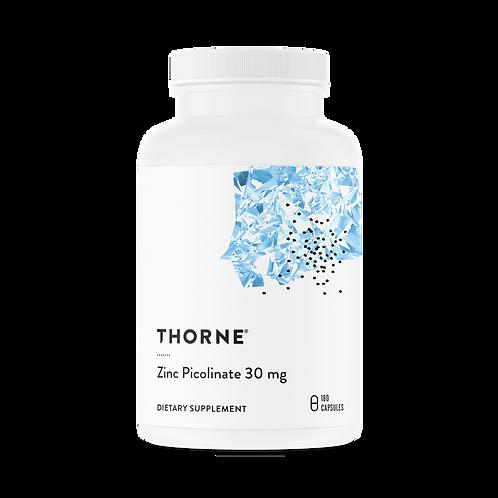 Thorne - Zinc Picolinate 30mg (180's)
