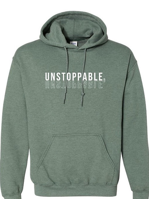 UNSTOPPABLE Pullover Hoodie