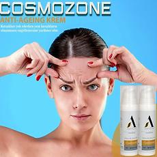 Cosmozone Anatolian International'ın Lüx Bakım Kremi OZON+200X Aloevera