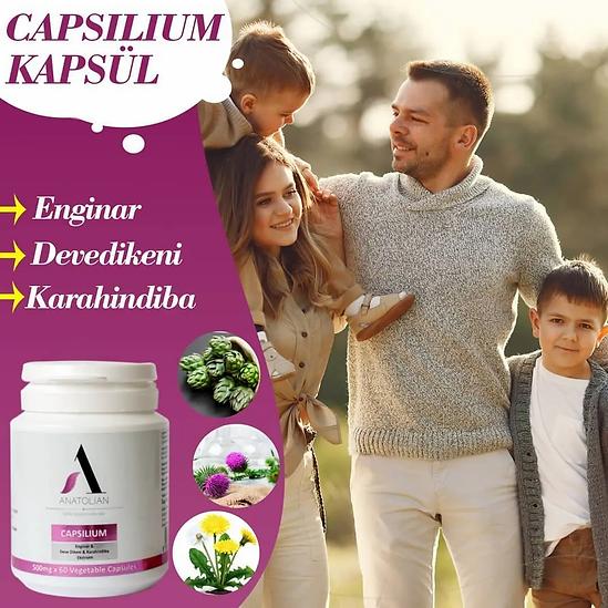 Capsilium Anatolian International Muhteşem 3lü Bir Arada