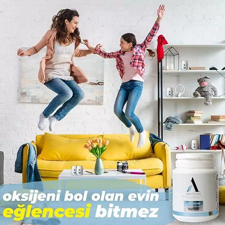 Anatolian International Gurula Sunar Türkiye'nin İlk Ozon Kapsülü