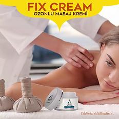 Fix Cream Anatolian International'ın Ozonlu Ağrı kremi
