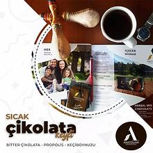 Herbal Mix Chocolate Anatolian International'ın Muhteşem Sıcak Çikolatası