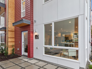 SOLD! North Beacon Hill - Net Zero Energy Ready Townhomes