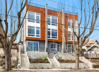 North Beacon Hill - New Construction Townhome Residences