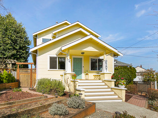 SOLD! Green Lake - Cozy Craftsman