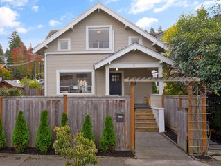 SOLD! Timeless Craftsman on Queen Anne | 3 W. Dravus St.