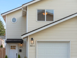 SOLD! Magnolia - Newly Remodeled Townhome | 3441A 33rd Ave W