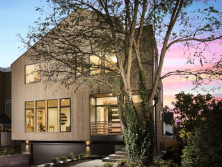 Modern Masterpiece in Magnolia $2,360,000 | Open House Sat. Dec 16, 12-2pm