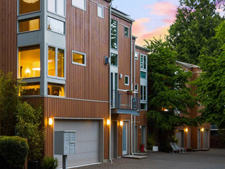 Just Listed! LEED Platinum Townhome | Magnolia            4312 36th Ave W.