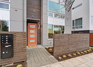 Modern Townhomes in Ballard - Just Listed!