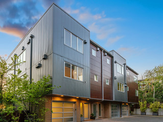 SOLD! Modern. Urban. Timeless. Views. | Capitol Hill 317 14th Ave E. Unit A
