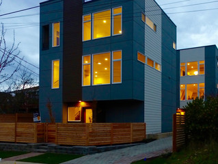 West Seattle Townhomes - Only 1 Left | Open House Sat Dec 16, 12-2pm.