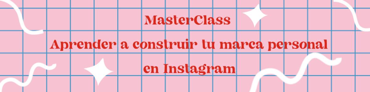 MasterClass Aprender a construir tu marc