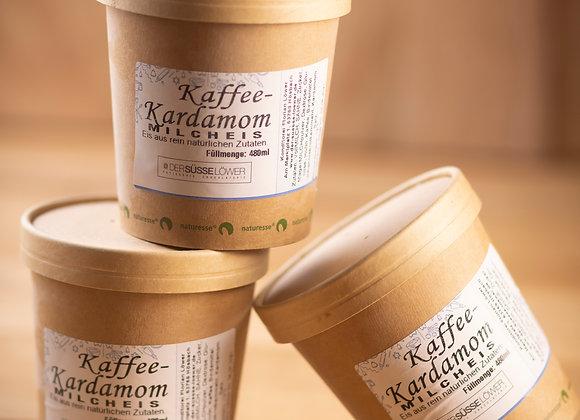 Kaffee - Kardamom - Milcheis 480ml