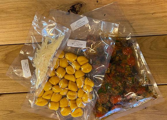 Drei Tage Paket Vegetarisch