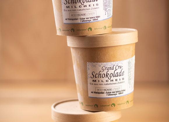 Grand Cru - Schokoladen - Milcheis 480ml