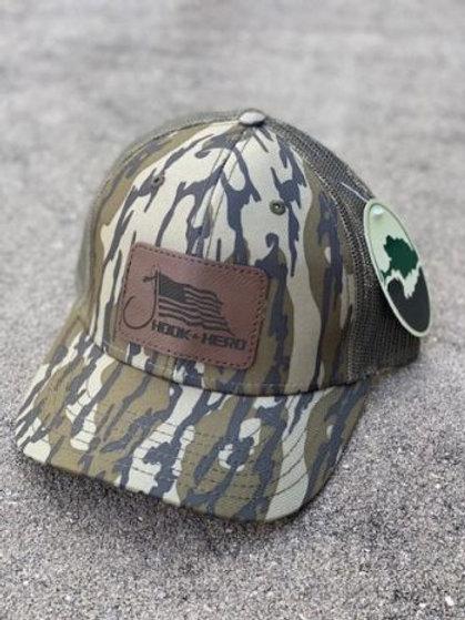 Hat - Patch - 112 MeshBack Cap