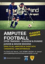 Amputee Football