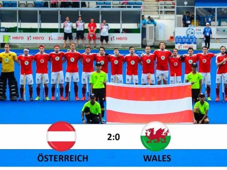 Österreich ist Gruppensieger