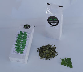 Smilings Moringa pure tea