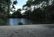 Smilings Moringa Grundwassersee