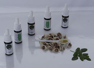 Smilings Moringa pure oil
