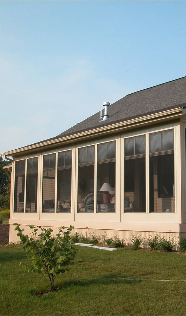 Eze-Breeze Sunroom