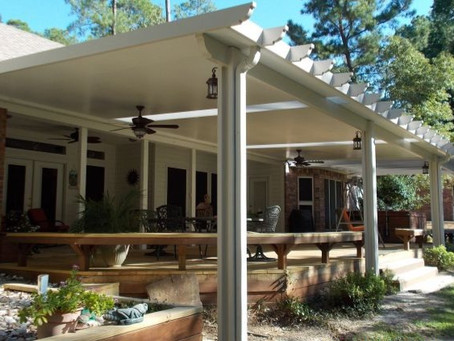 Why add a patio cover today?