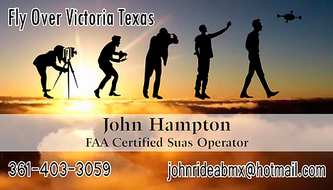 FAA certified and insured drone pilot in texas