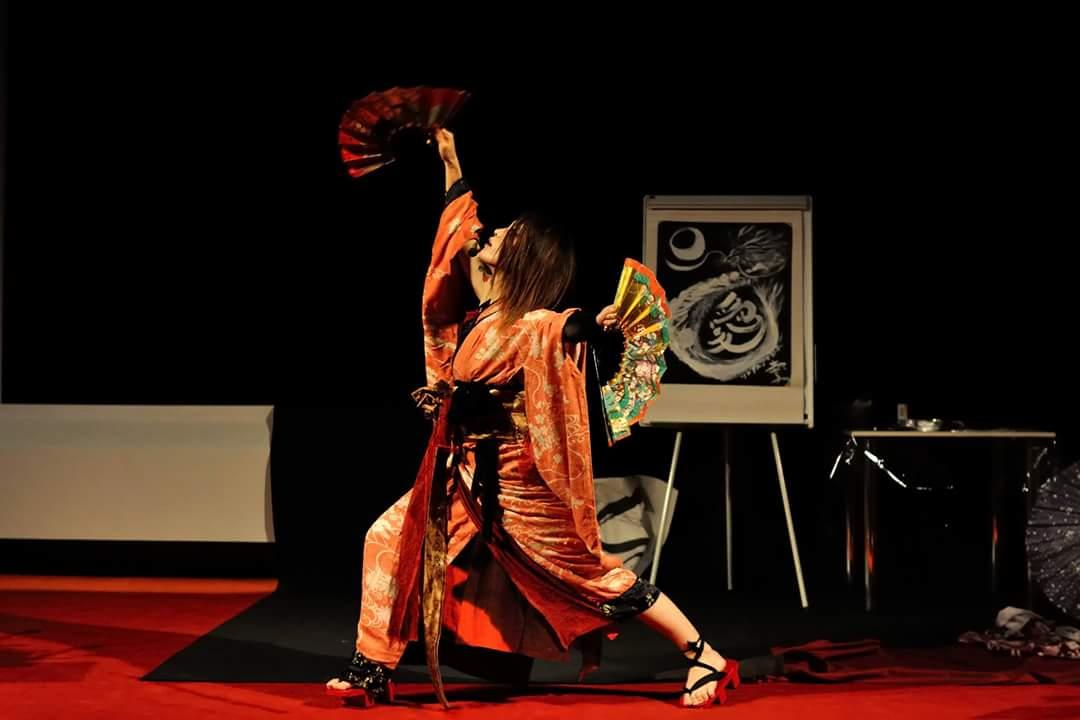 Miyuki Geta Dance Art Lithuania 2