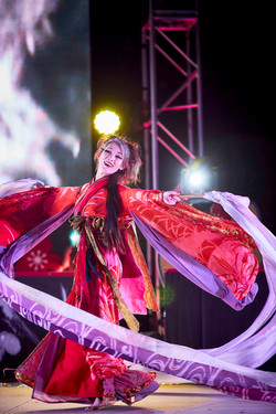 Miyuki GETA DANCE ART OCcrfest
