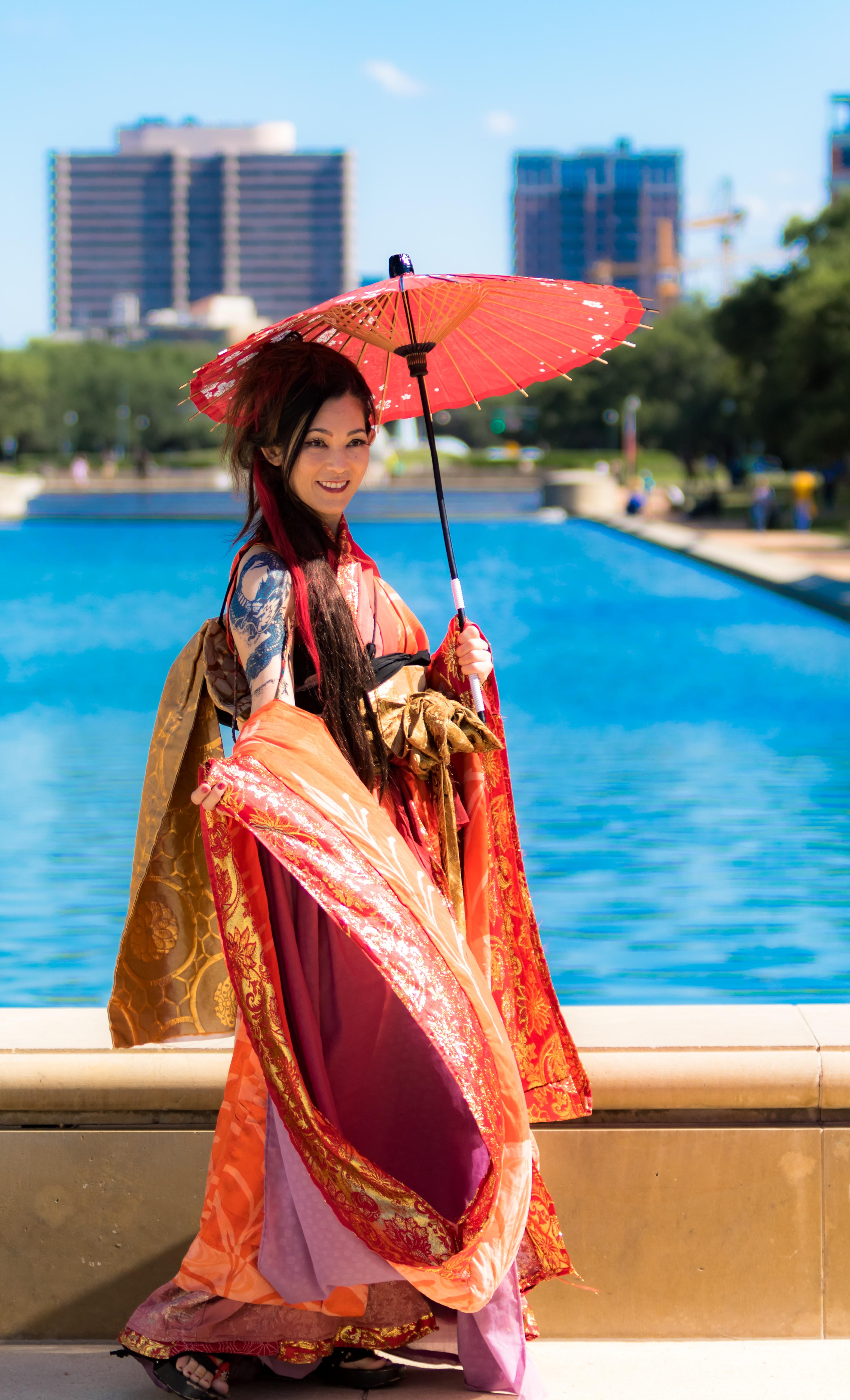 Miyuki Matsunaga Geta Dance Art Houston