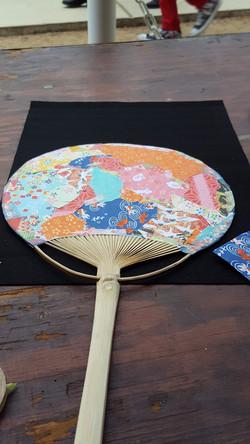 Origami Uchiwa
