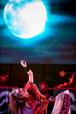 Miyuki GETA DANCE ART MOON OC FEST