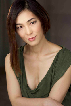 Matsunaga Miyuki  - 0692 Japanese Actress small