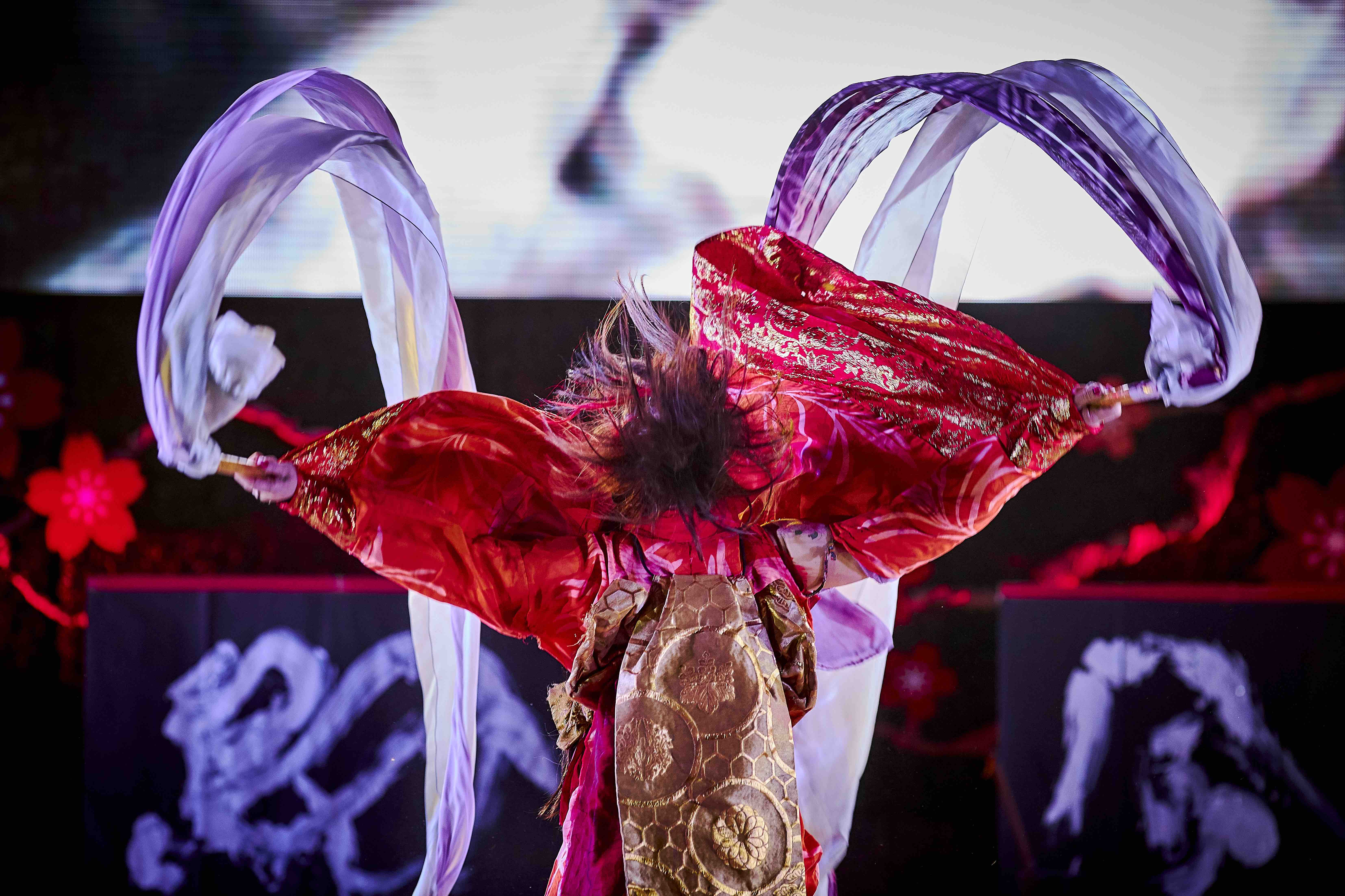 Miyuki GETA DANCE ART OC cbfest
