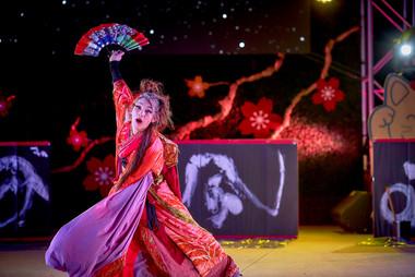 Miyuki GETA DANCE ART OC cbfest fans 2.j