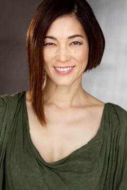 Matsunaga Miyuki  - 0576 Japanese Actress small