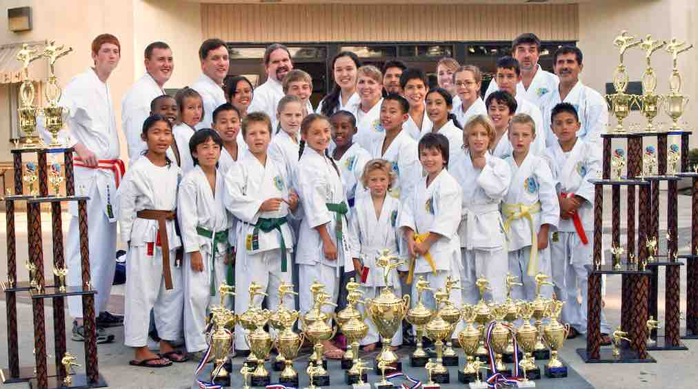 Shoreiha Dojo Karate South Gate Victory.