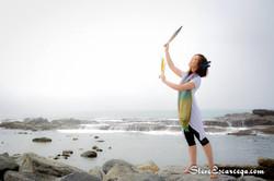 Miyuki M 松永幸 Chakra Tuning Forks Ocean
