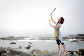 Miyuki M 松永幸 Chakra Tuning Forks Ocean.j
