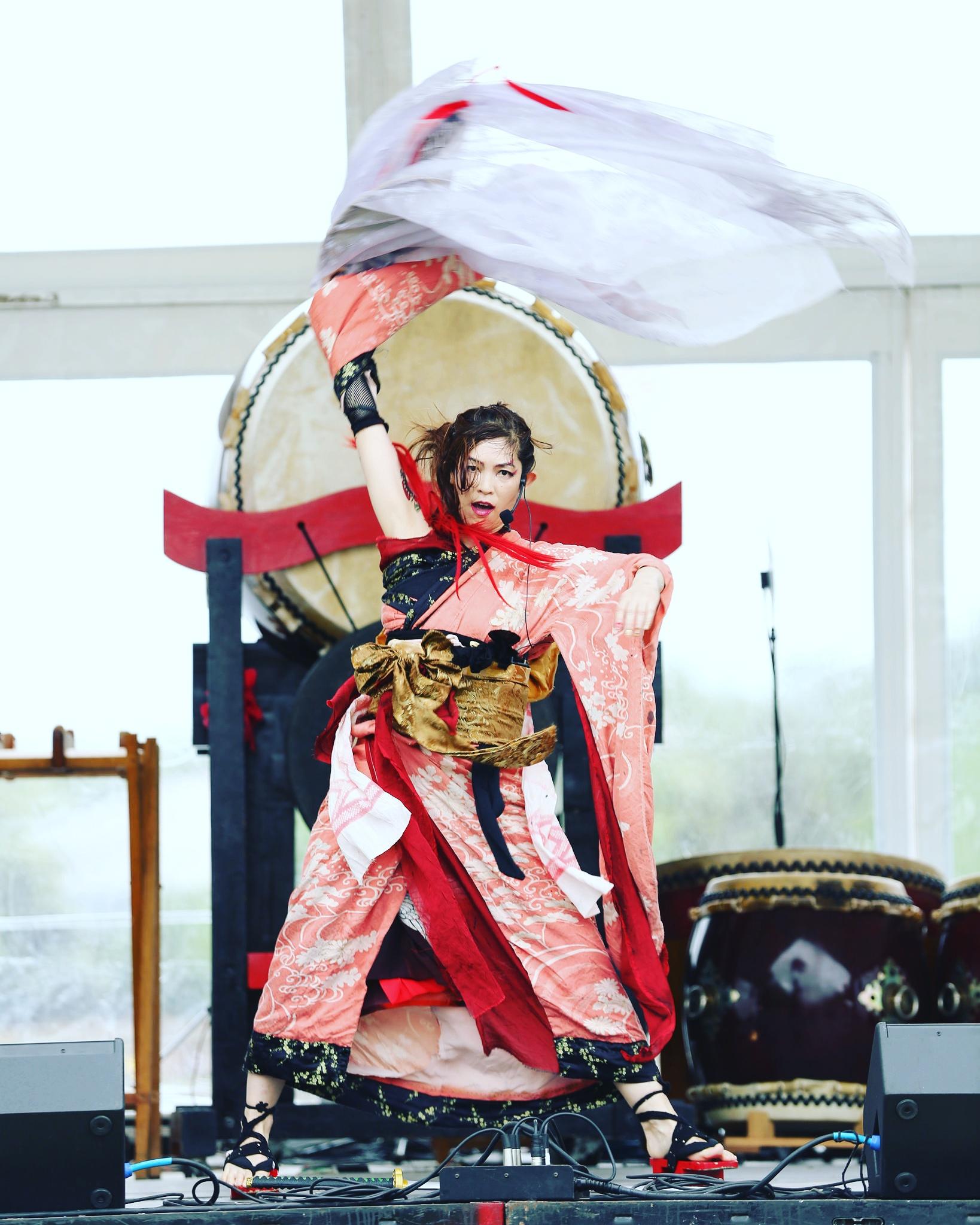 Miyuki Geta Dance Art Houston