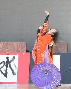 Miyuki GETA DANCE ART WATER 2017 Houston