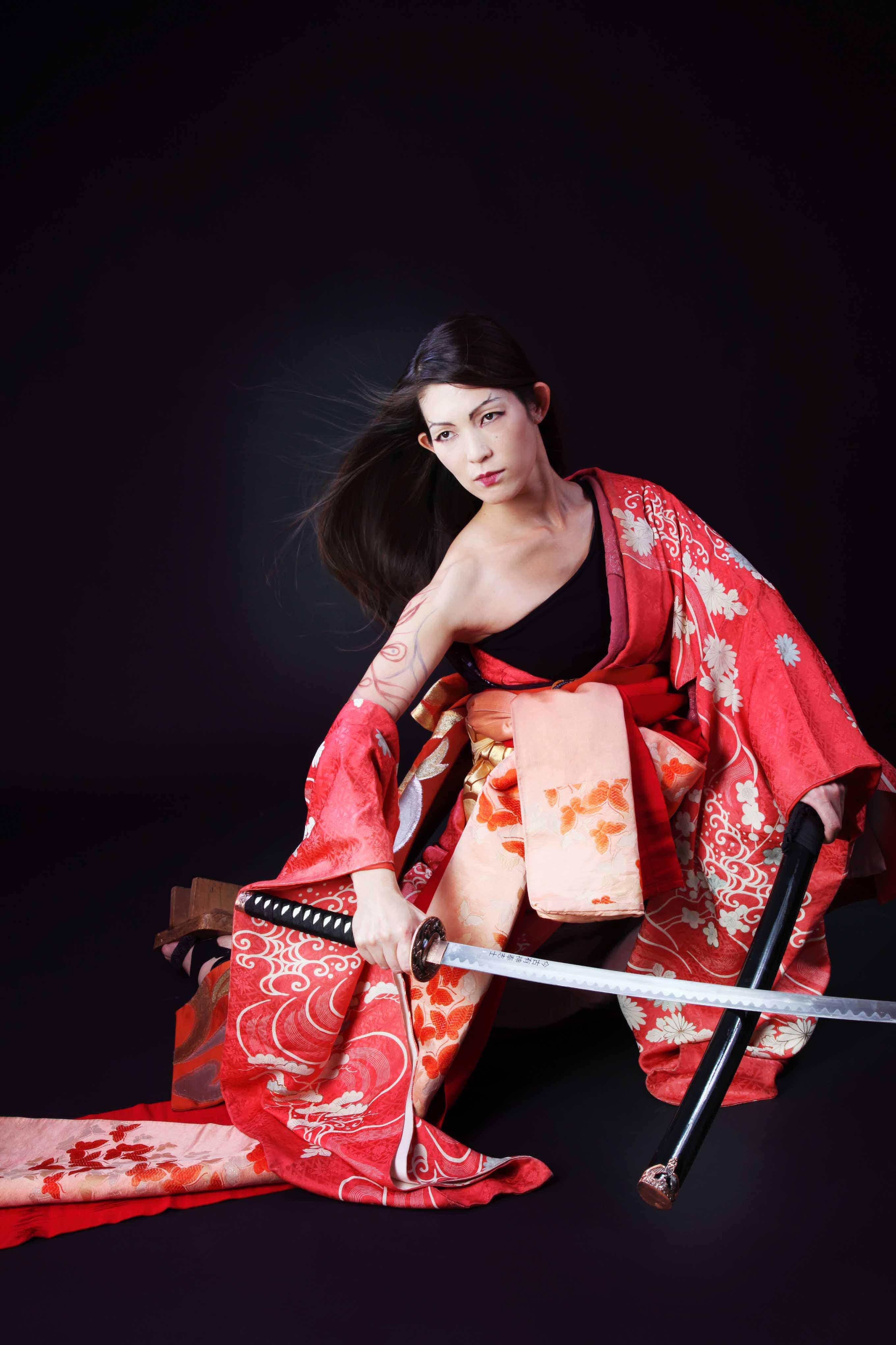 MIYUKI GETA Samurai