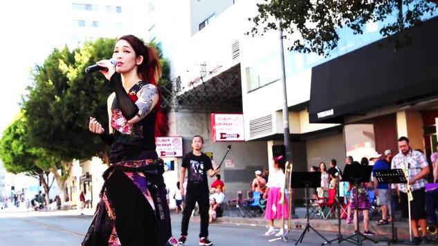 Miyuki Matsunaga Nisei Week Singing.jpg