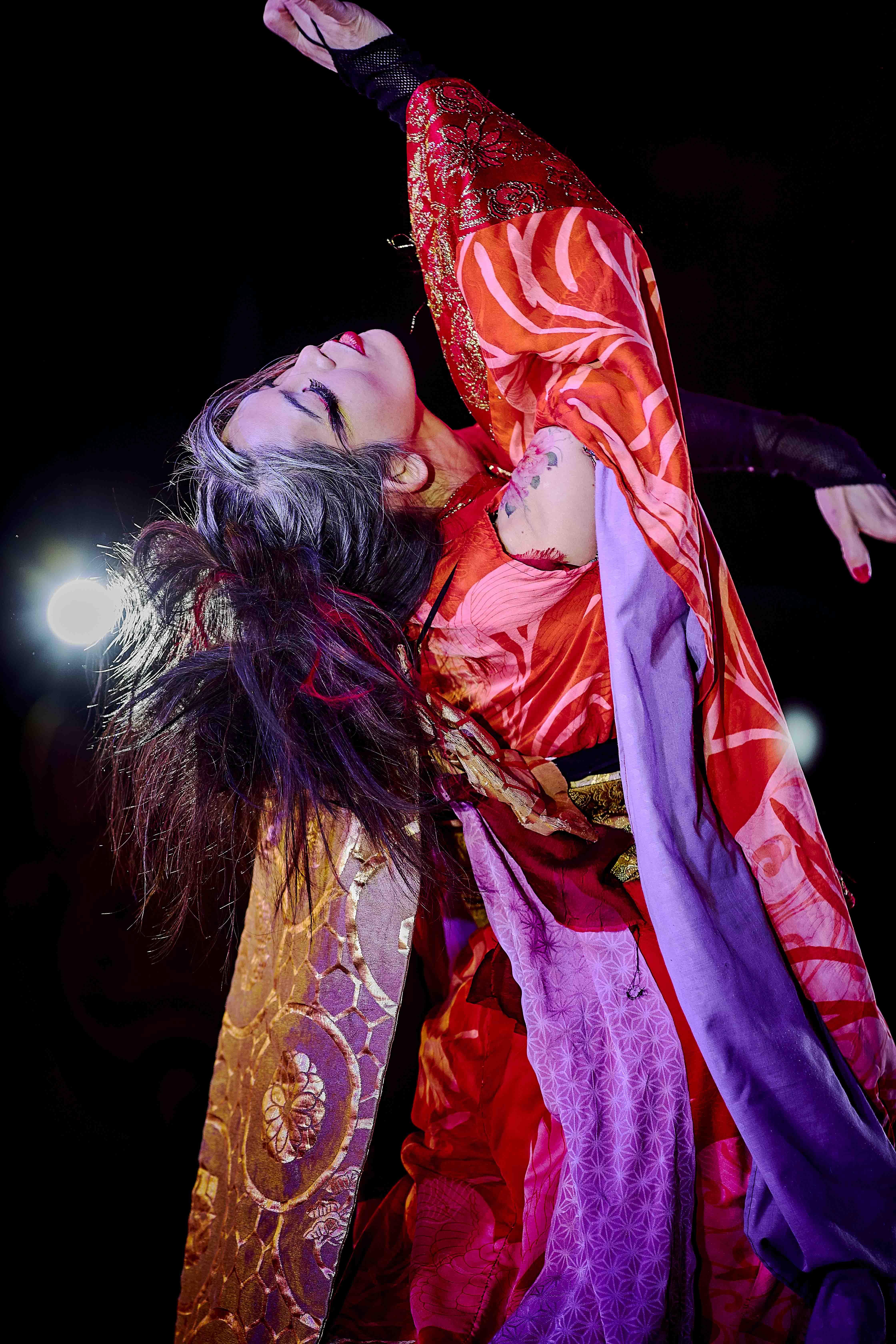 Miyuki GETA DANCE ART OC fest19