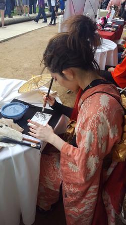 Live Sumie Art