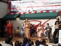 Minyo Miyuki Matsunaga Little Tokyo 2008